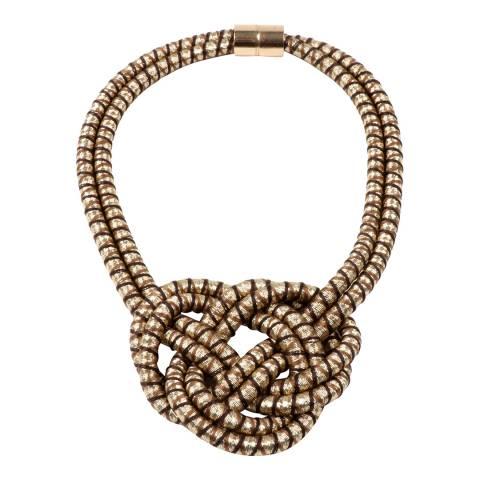 Amrita Singh Gold Sheila Necklace