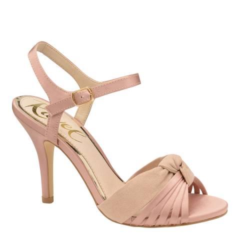 Ravel Rose Gold Melrose Heeled Open-Toe Shoes