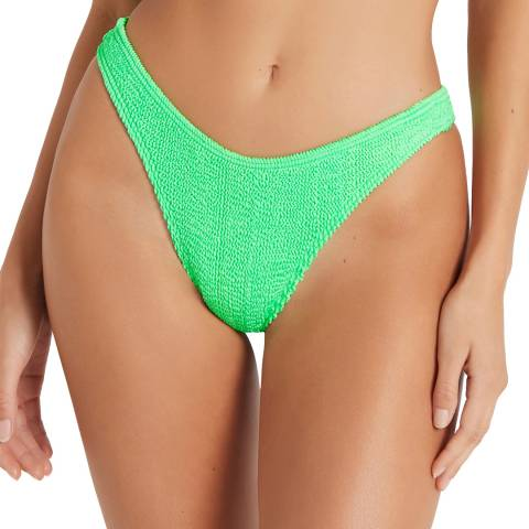 Bound By Bond-eye Neon Green The Sinner Brief