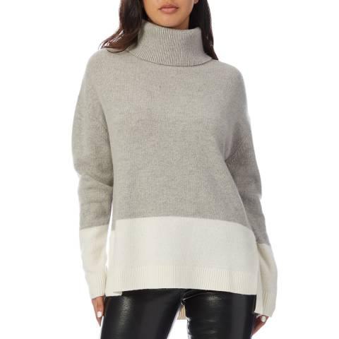 Reiss Multi Divine Wool Blend Jumper