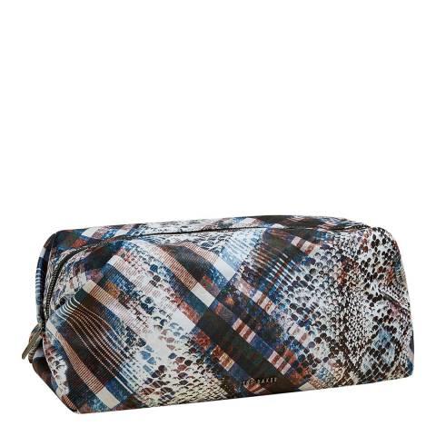 Ted Baker Ivory Tifee Quartz Pleated Washbag