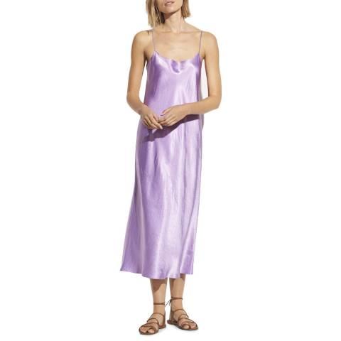 Vince Lilac Slip Dress