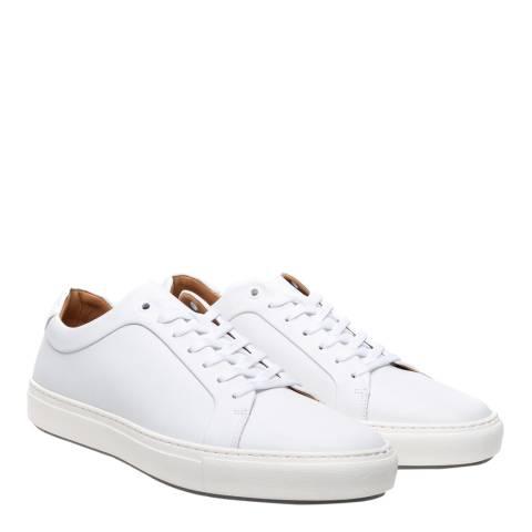 John White Fowey White Sneaker