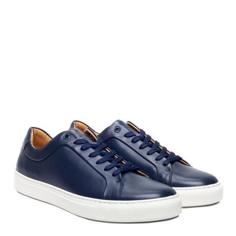John White Fowey Navy Sneaker