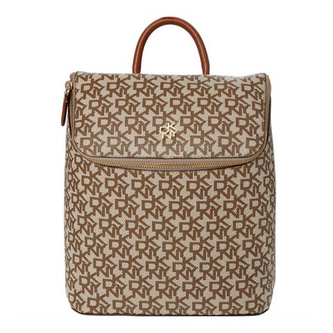 DKNY Chino Caramel Catherine Backpack