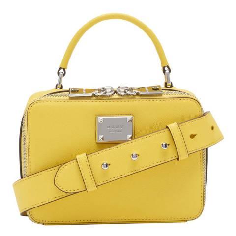 DKNY Lemon Perla Box Crossbody