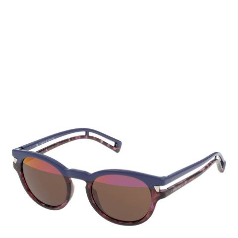 Police Violet Neymar Jr 2 Sunglasses