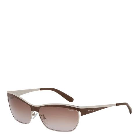 Police Brown Drift 3 Sunglasses