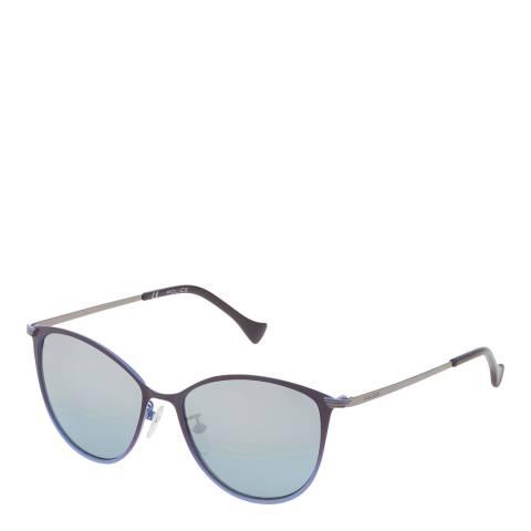 Police Matte Mauve Butterfly Sunglasses