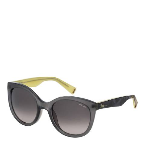 Police Transparent Grey Savage 2 Sunglasses