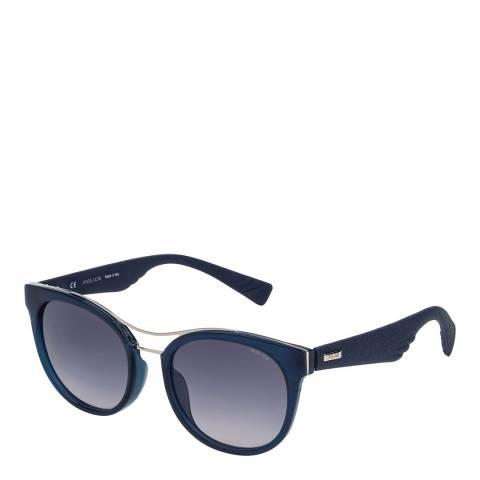 Police Opaline Blue Sparkle 3 Sunglasses