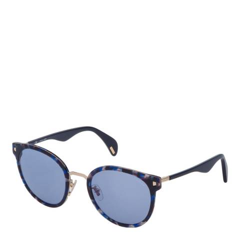 Police Blue Tortoiseshell Aphrodite 2 Sunglasses