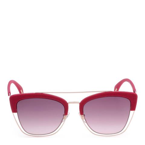 Police Grey Gold Sparkle 7 Sunglasses