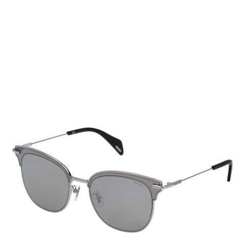 Police Shiny Palladium Shine 1 Sunglasses