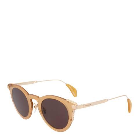 Police Shiny Rose Gold Fury 1 Sunglasses