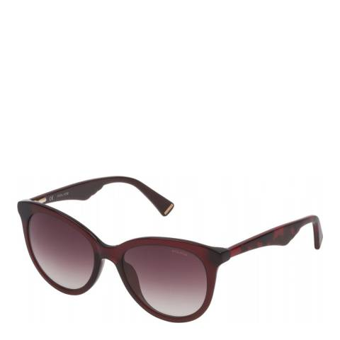 Police Opal Bordeaux Savage 10 Sunglasses