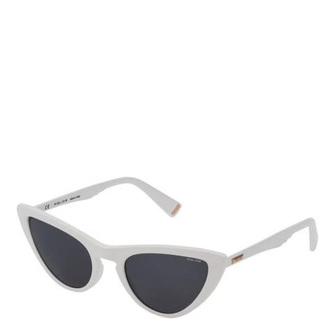 Police Full White Feather 3 Sunglasses