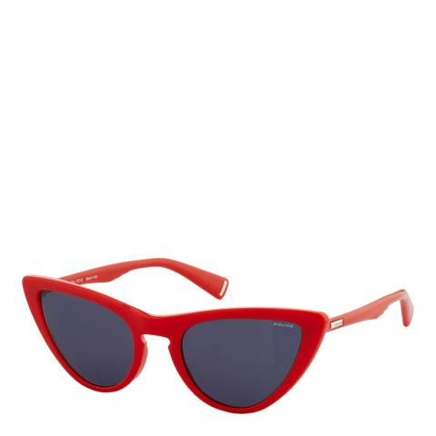 Police Red Feather 3 Sunglasses