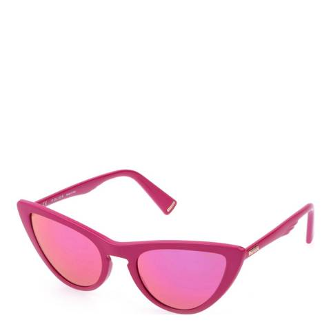Police Multi Pink Feather 3 Sunglasses