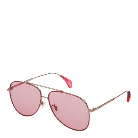Police Pink Gold Firefly 2 Sunglasses