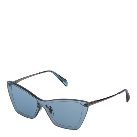 Police Shiny Azure Lagoon 2 Sunglasses