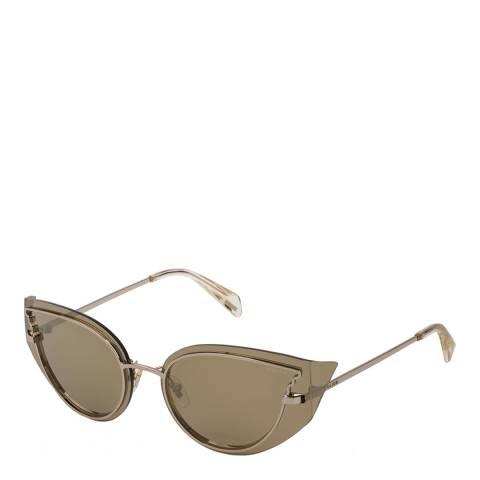 Police Light Gold Euphoria 1 Sunglasses