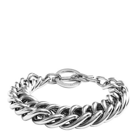 Dyrberg Kern Silver Chain Bracelet