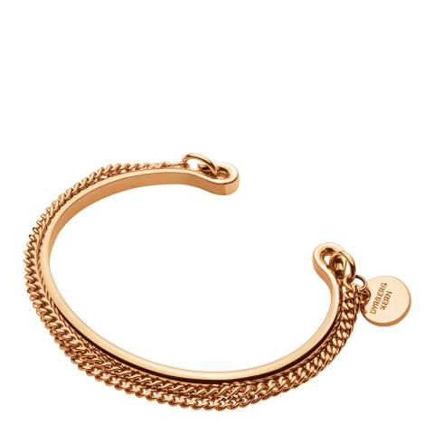 Dyrberg Kern Rose Gold Bangle