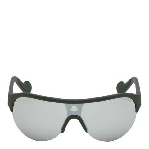 Moncler Unisex Dark Green Moncler Sungasses 00mm
