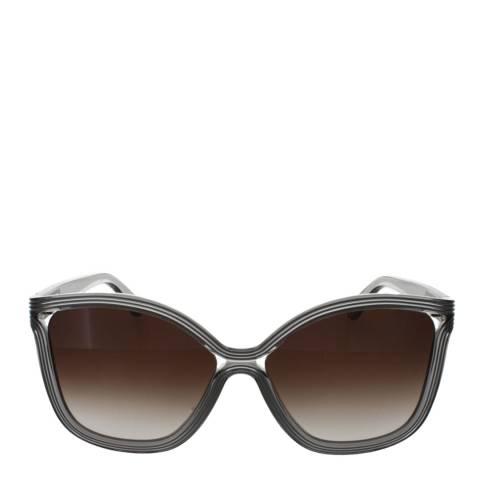 Chloe Women's Grey Chloe Sunglasses 58mm