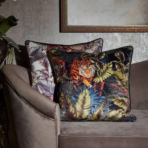 Riva Home Bengal Tiger Cushion 55x55cm, Amazon