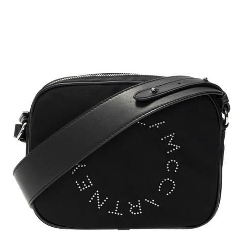 Stella McCartney Black Mini Camera Bag