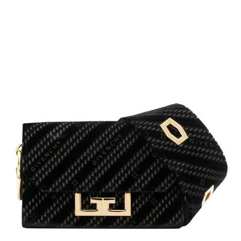 Givenchy Black Nano Eden Beltbag