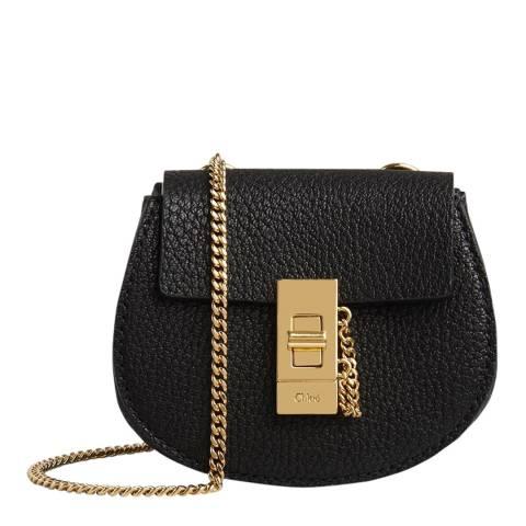Chloe Mini Drew Crossbody Backpack