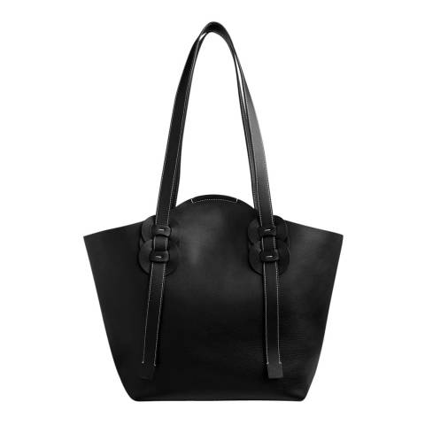 Chloe Black Medium Darryl Shoulder Bag
