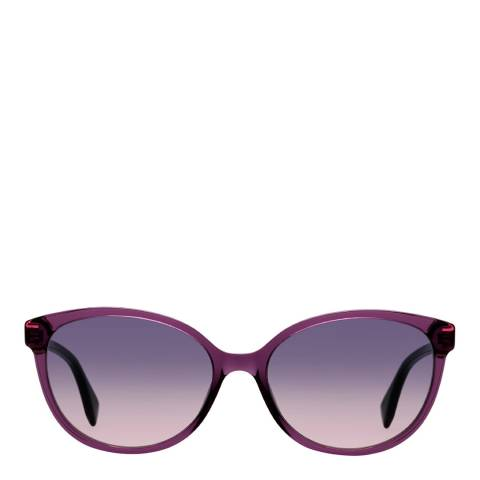 Fendi Women's Purple Fendi Sunglasses 57mm