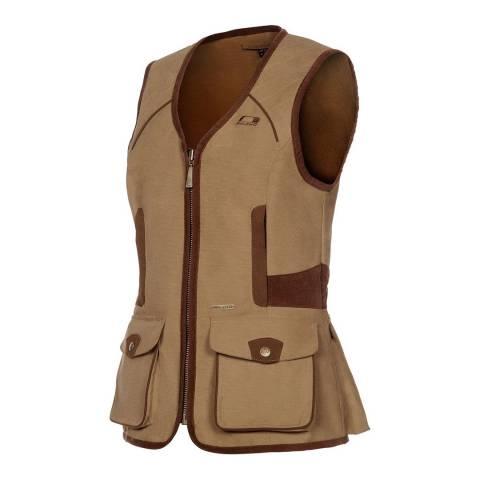Baleno Camel Lightweight Shooting Vest