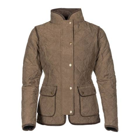 Baleno Green Quilted Jacket