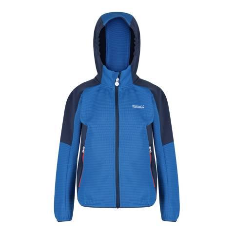 Regatta Nautical Blue/Dark Denim Jenning II Hooded Jacket