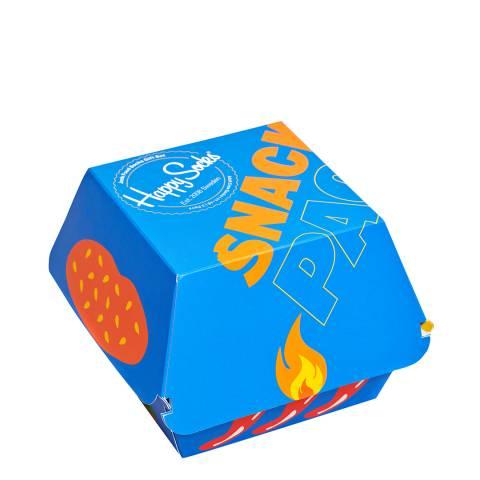 Happy Socks Multi Junk Food 3 Pack Gift Box
