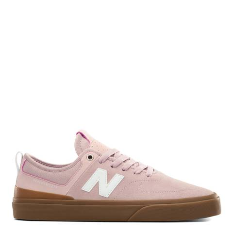 New Balance Pink Numeric 379 Trainers