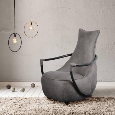 Vintage Sofa Company Grey Ashfield Chair