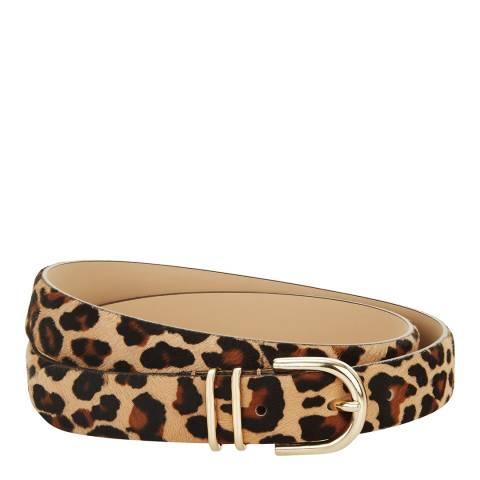 Hobbs London Leopard Helena Belt