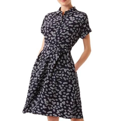Hobbs London Multi Aurelia Daisy Print Dress