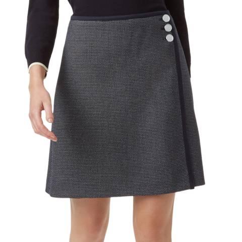 Hobbs London Multi Sammie Tweed Skirt
