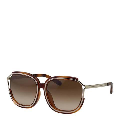 Chloe Women's Tortoiseshell Sunglasses 59mm