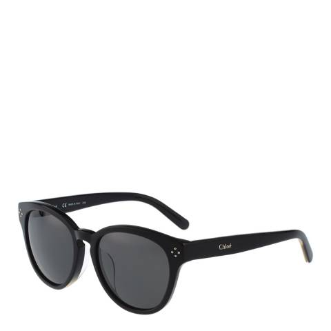 Chloe Women's Black Sunglasses 55mm