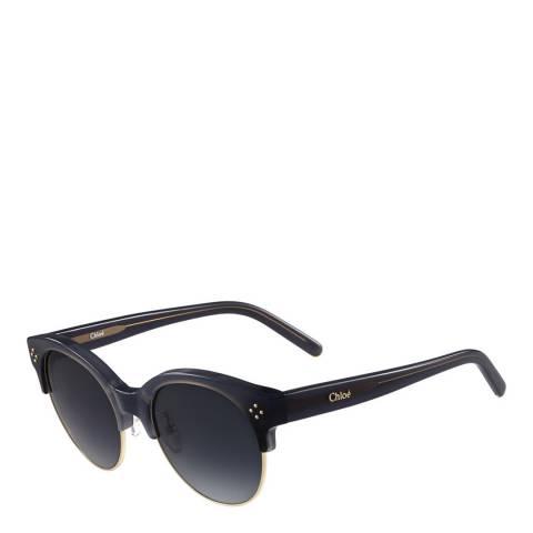 Chloe Women's Grey Sunglasses 54mm