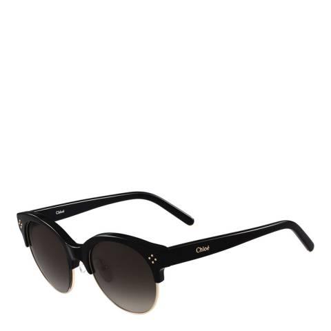 Chloe Women's Black Sunglasses 54mm
