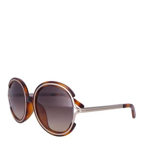 Chloe Women's Tortoiseshell Sunglasses 55mm